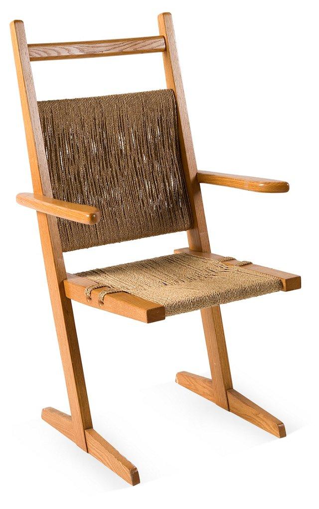 Noguchi-Style Chair