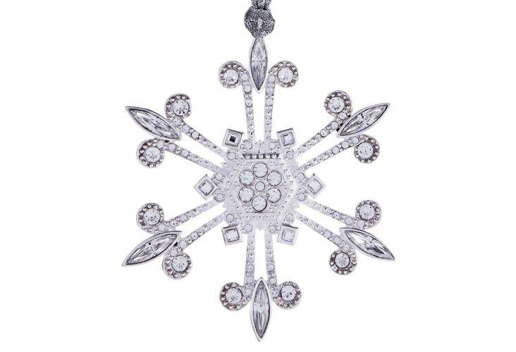 Stellar Snowflake Ornament