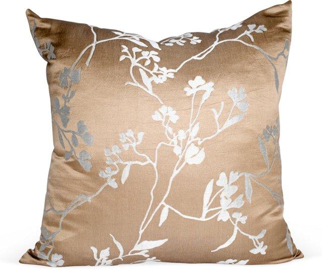 Lhassa Throw Pillow