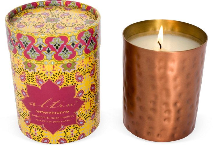Remembrance Aromatic Soy-Blend Candle