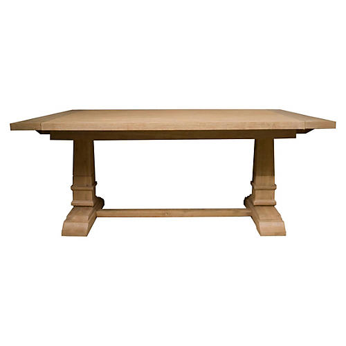 """Campbell 78"""" Extension Dining Table"""