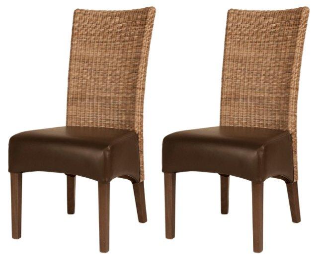 Dedham Dining Chair, Pair