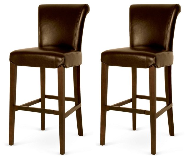 Laurel Barstool, Pair