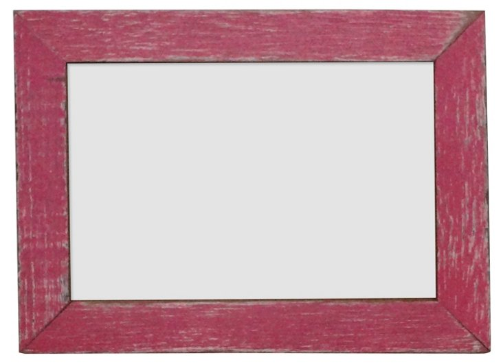 Mayberry Frame, 4x6, Bright Pink