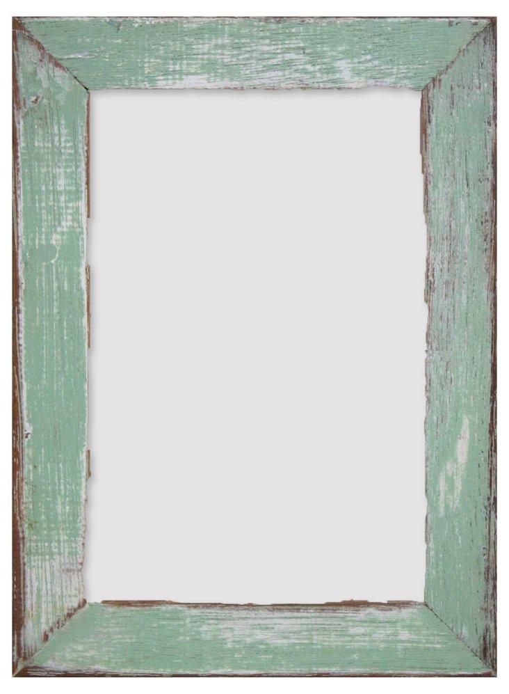 Key West Frame, 4x6, Green