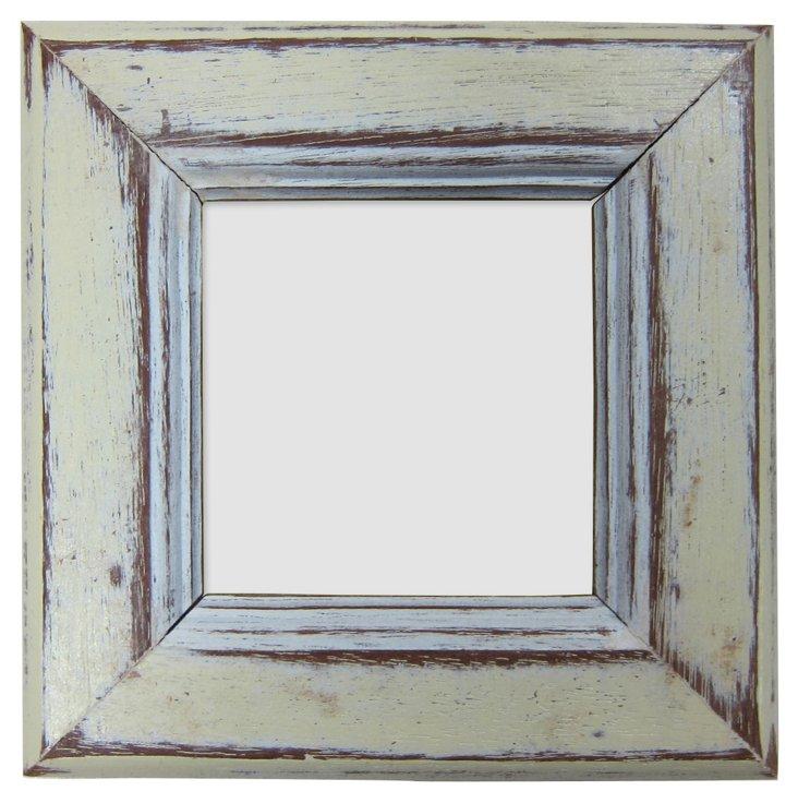 Birch Bay Frame, 3x3, Off-White
