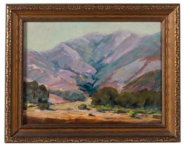 John Edward Stanley Heath Painting