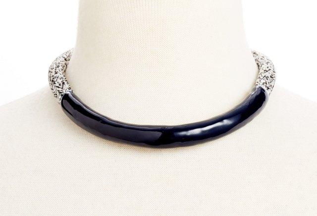Cortland Collar, Heathered/Midnight