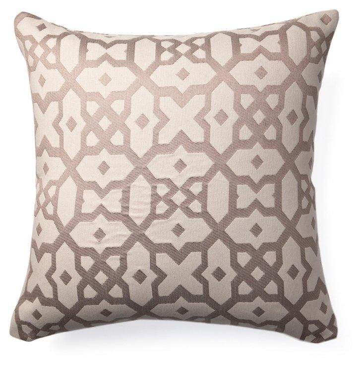 Bellagio Pillow, Natural