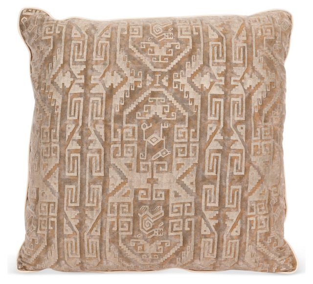 Fortuny Pillow I