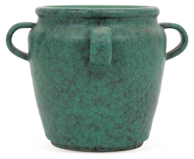 Vintage Ceramic Vase w/ Handles