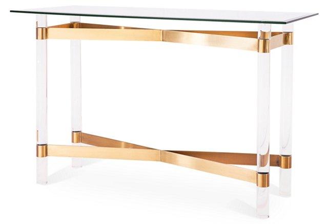 Acrylic Console Table acrylic console table 10 Stunning Acrylic Console Table Designs Product OVU10059 Image 1 wid 640 hei 436