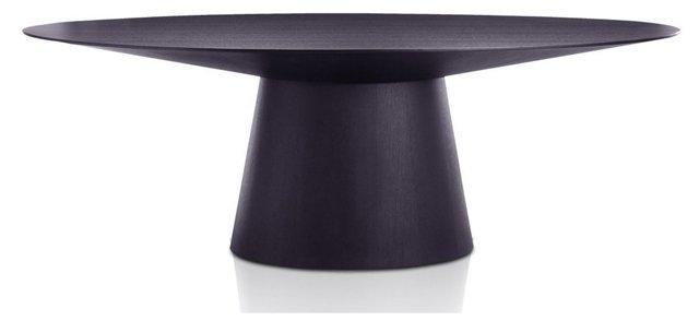 Sullivan Dining Table, Wenge