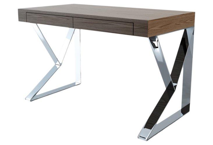 Houston Desk, Walnut