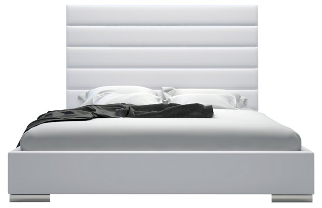 Prince Bed, White