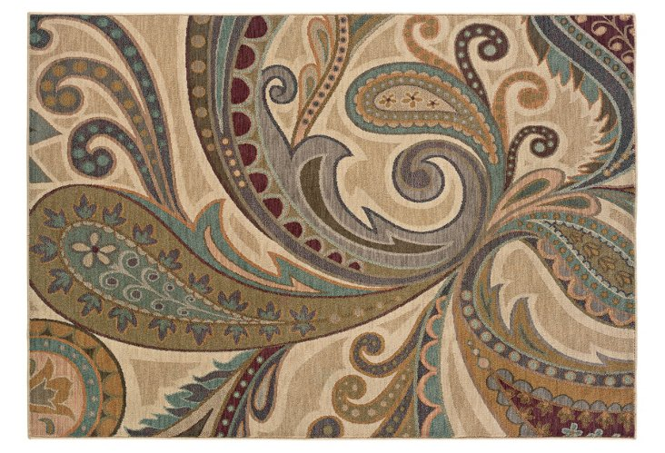Colby Rug, Ivory