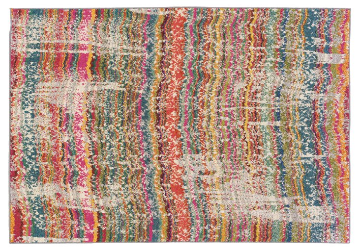 Durango Rug, Red/Multi