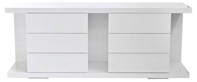 Hite Buffet/Dresser, White