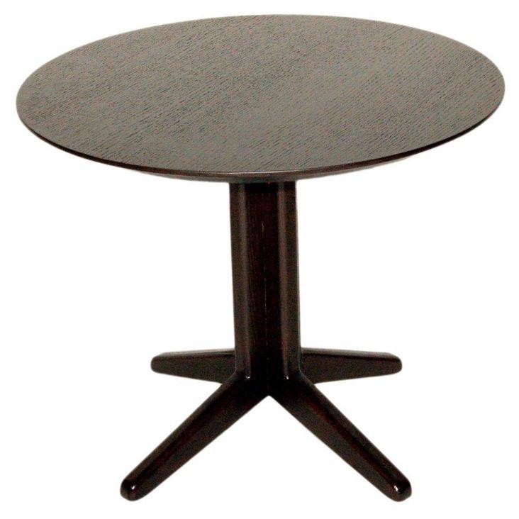 DNU, D-Angel Side Table, Walnut