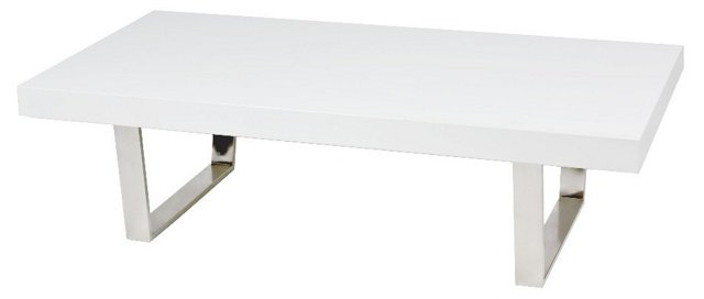 Orchard Coffee Table, White