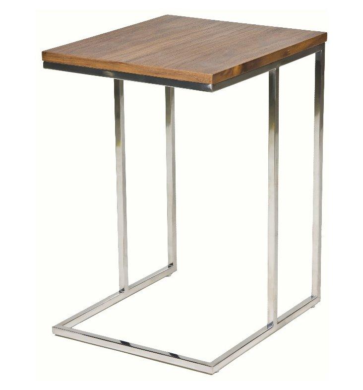 Wilson Side Table, Walnut