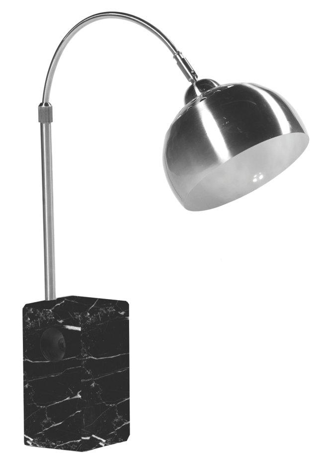 Sara Table Lamp, Black