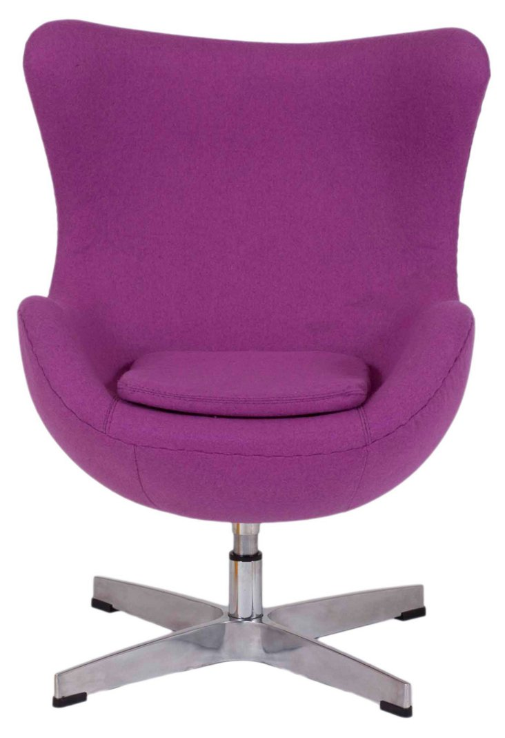 Jetson Kid's Chair, Pink