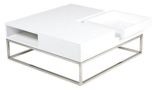 Udrina Coffee Table, White