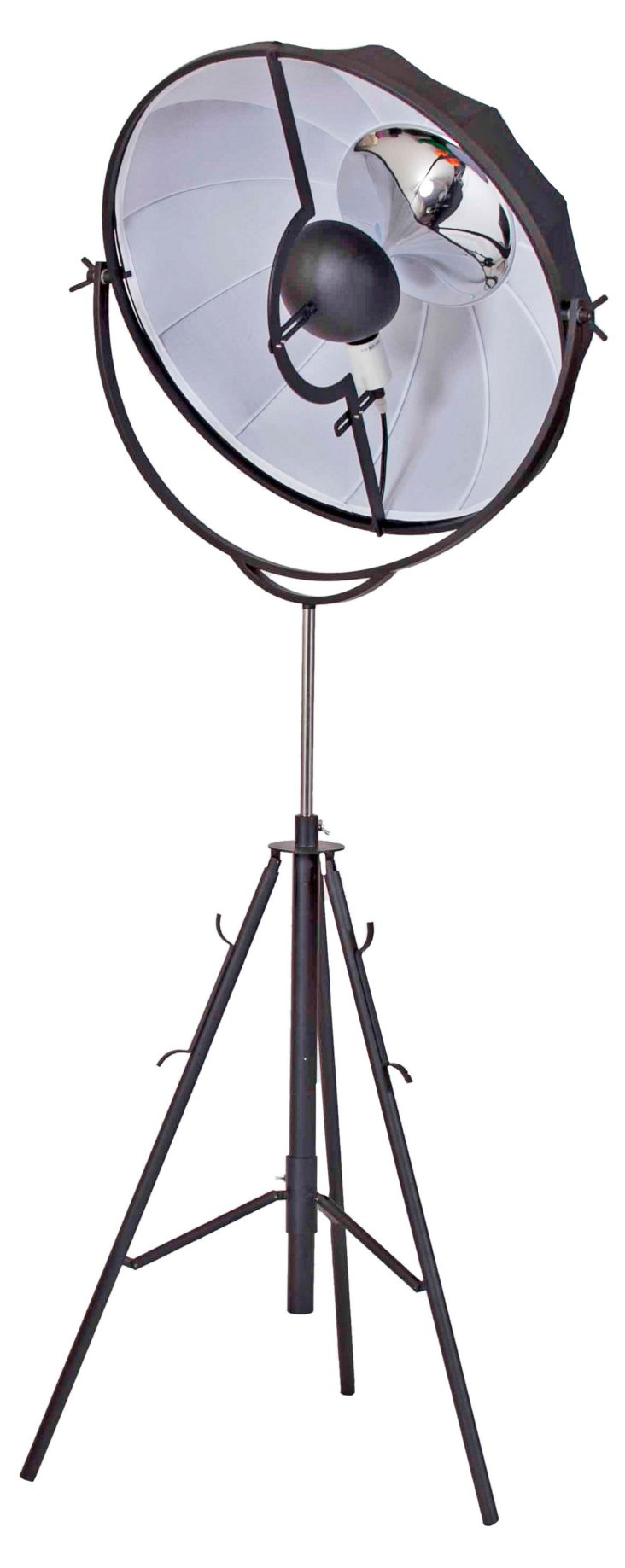 Mary Floor Lamp, Black
