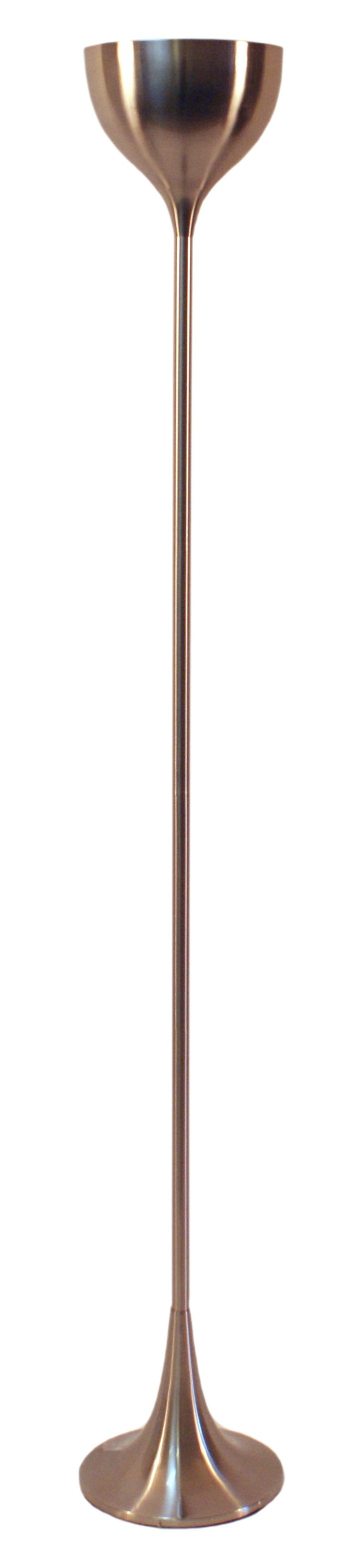Victoria Floor Lamp, Nickel