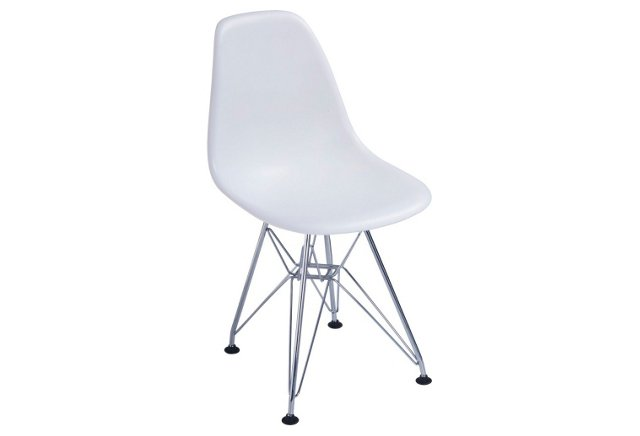 *R *IK Donald Side Chair, White