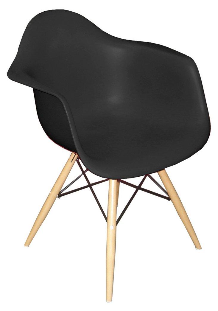*IK Copenhagen Armchair, Black