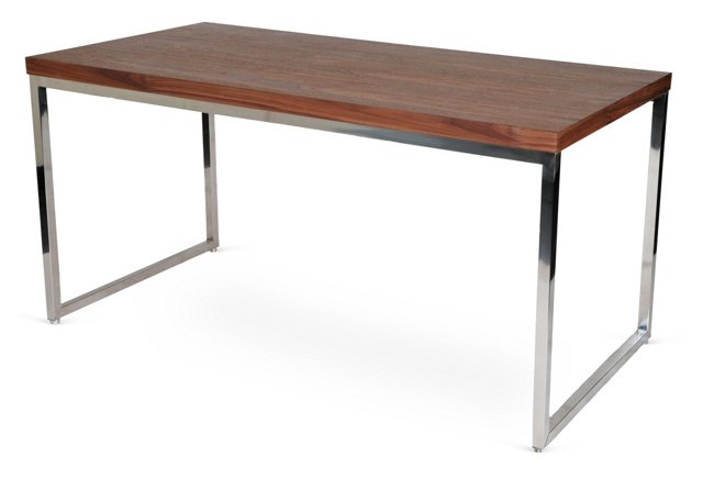 Frank Desk, Walnut