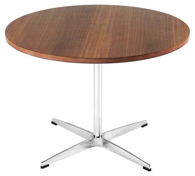 Hudson Side Table, Walnut