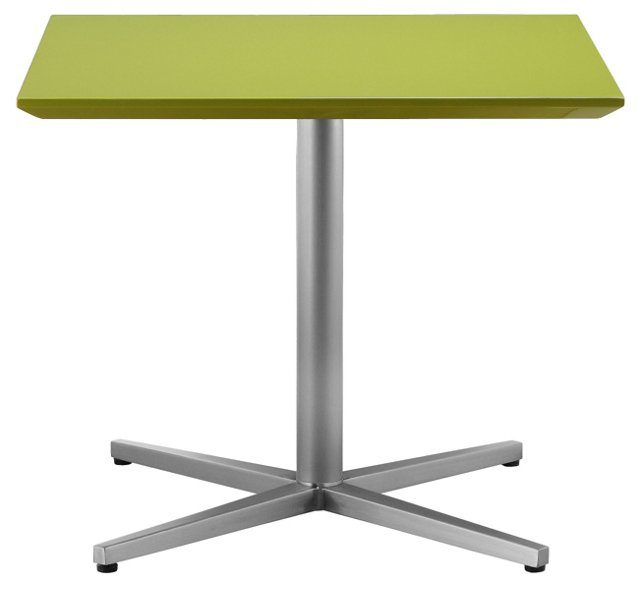 Chaz Side Table, Green