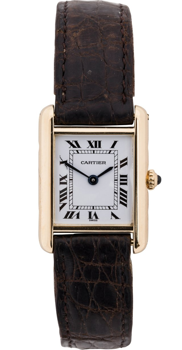 Cartier Classic Ladies' Tank