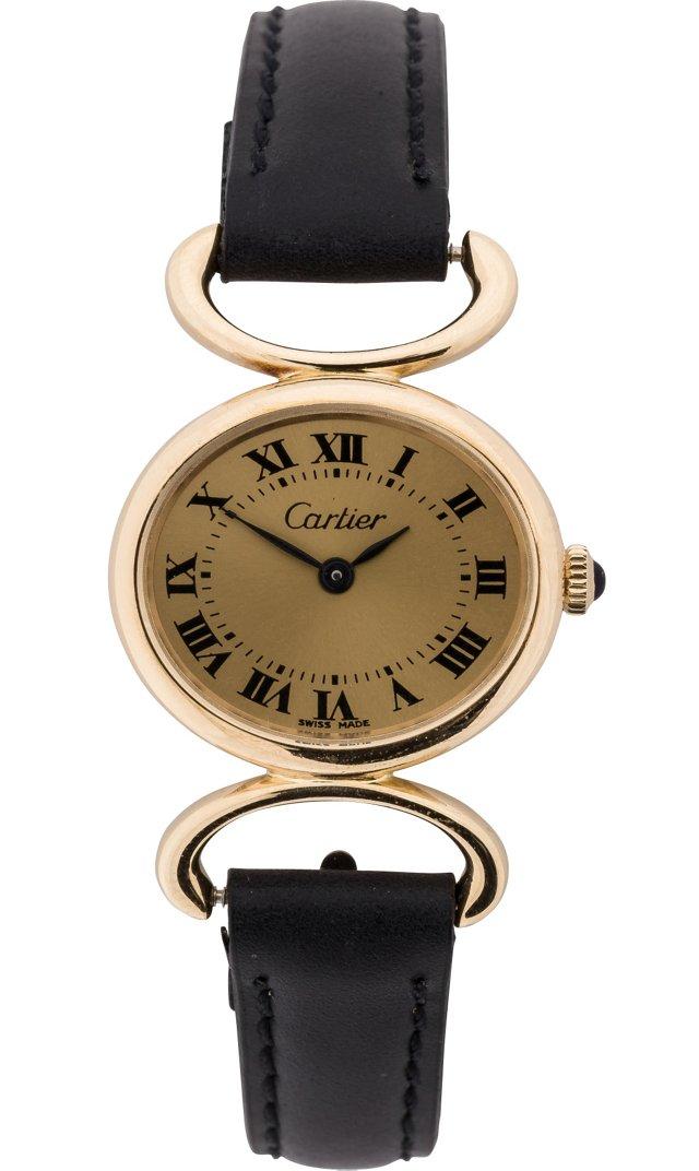 1960s Cartier Ladies' Dress Watch