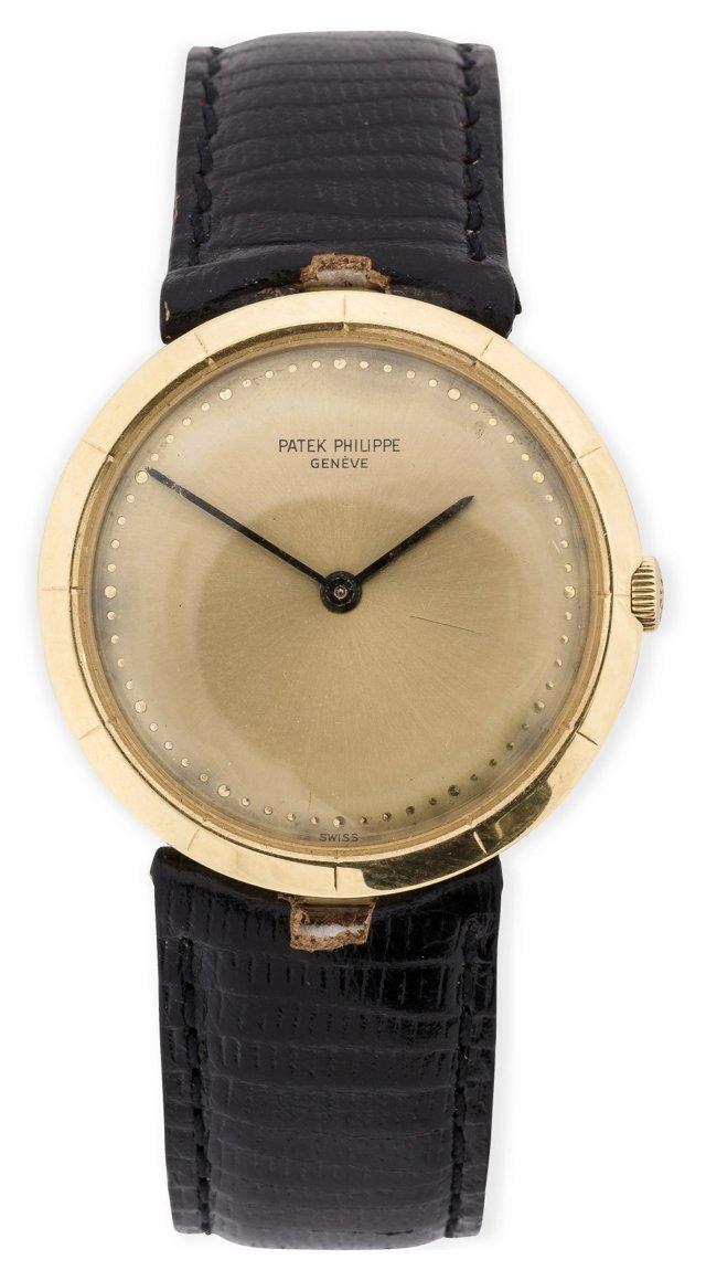 1960s Patek Philippe Dress Watch I