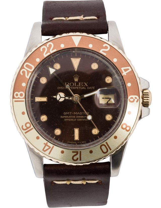 1980s Rolex GMT Master