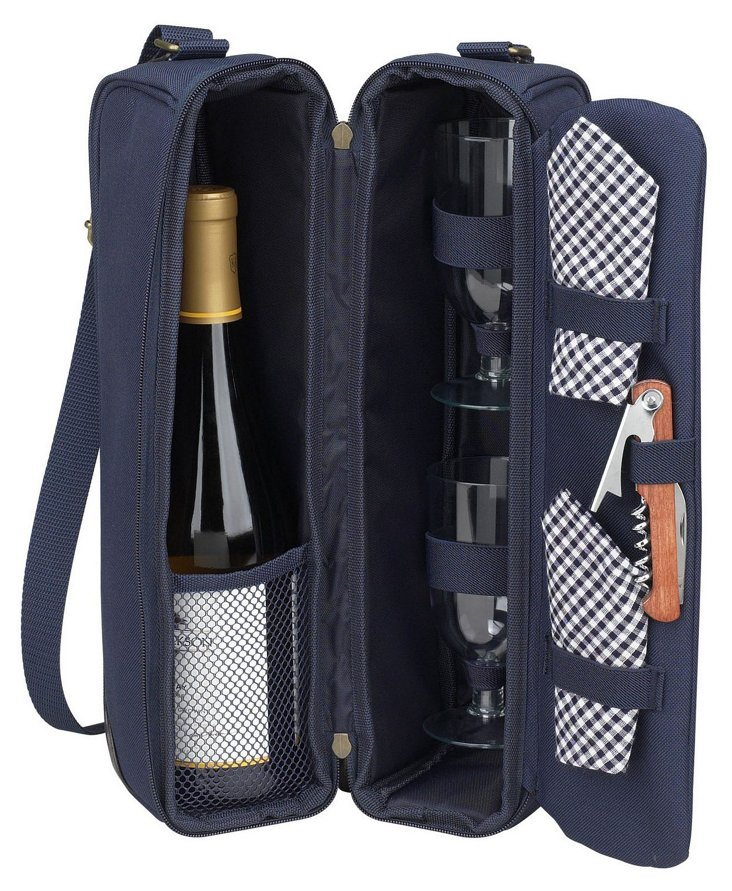 London Sunset Wine Cooler, Navy