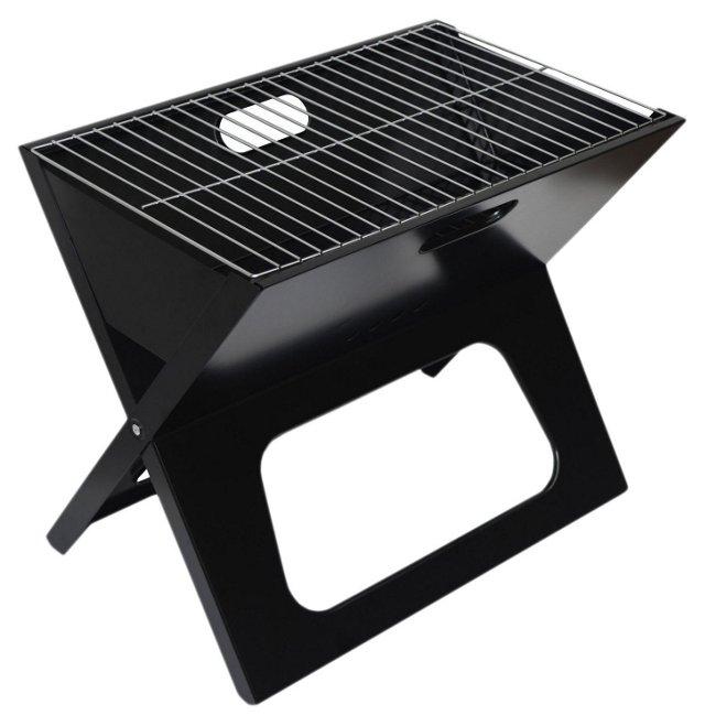 Portable Grill, Black