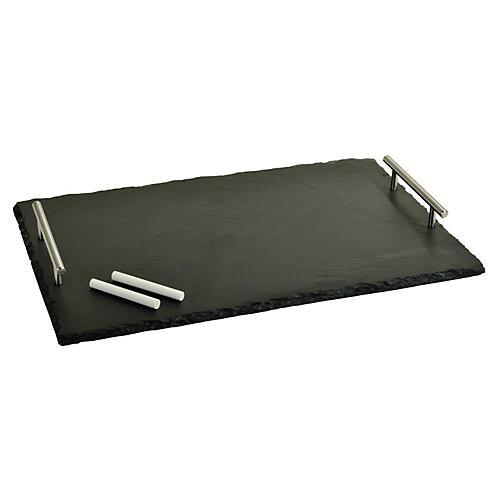 Slate Cheese Board, Black