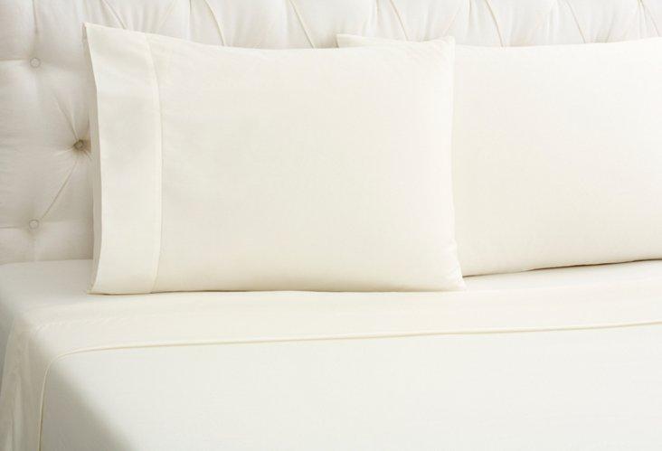 Arabesque Sheet Set, Ivory