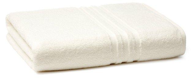 Boca Bath Sheet, Ivory