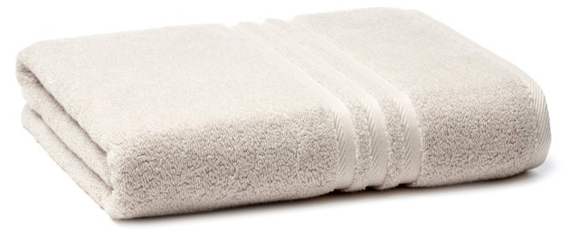 Boca Bath Sheet, Gray