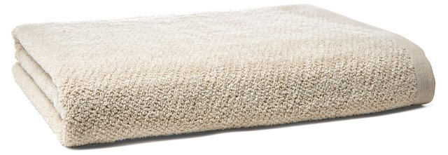 Amalfi Bath Sheet, Linen