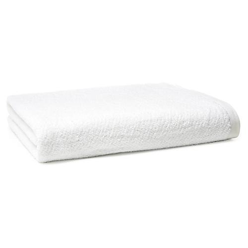 Amalfi Bath Sheet, White