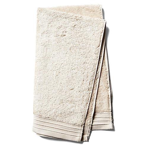 Plaza Hand Towel, Wheat