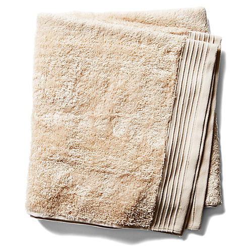 Plaza Bath Towel, Wheat