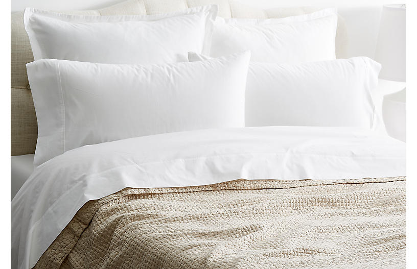 Juliet Coverlet, Linen